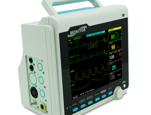 Monitor Veterinario CMS6000-VET